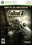 Fallout 3 -- Game of the Year Edition (Xbox 360)